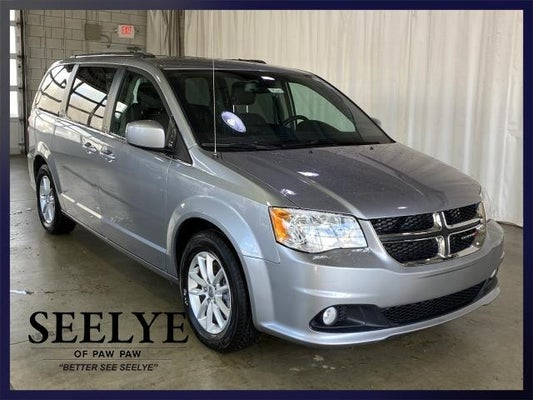 2019 Dodge Grand Caravan Sxt In Paw Paw Mi Lansing Dodge Grand Caravan Seelye Of Paw Paw